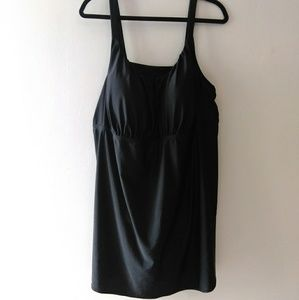 Women's Black Swim Suit